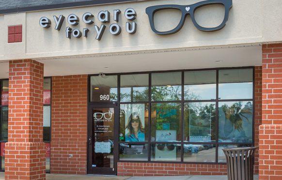 eyecare for you Apex NC optometrist eye exams