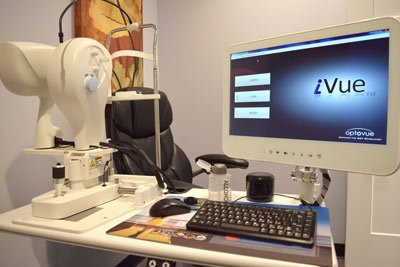 ivue retinal scan eyecare for you