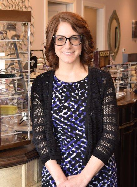 Dr. Kara Ramsey eye doctor in Apex, NC